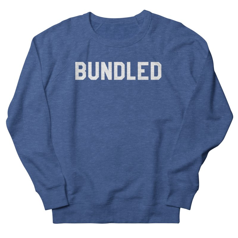 Bundled Women's Sweatshirt by The Wicked Good Gaming Shop