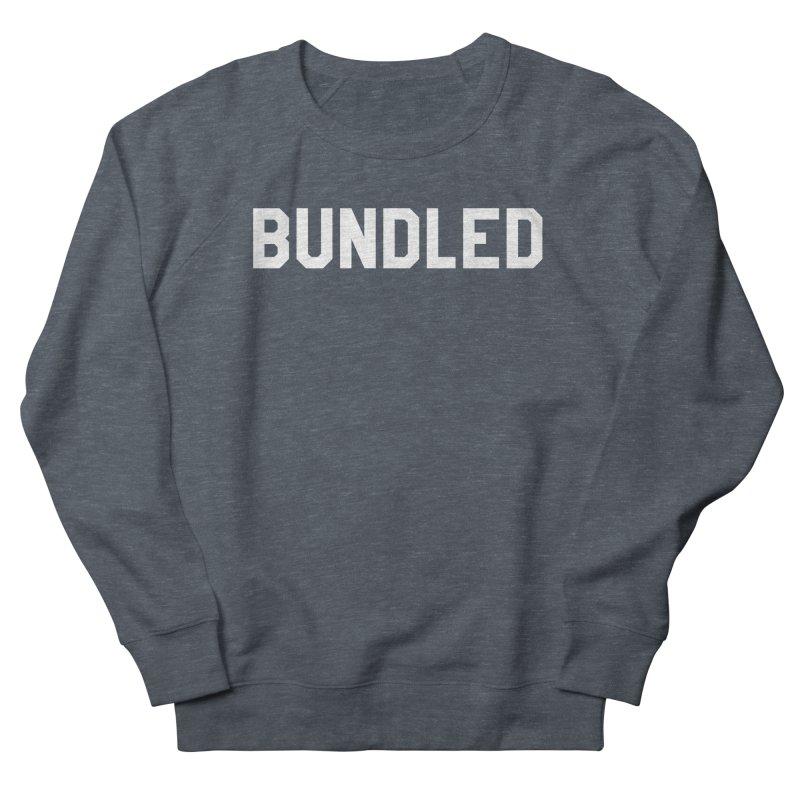 Bundled Women's Sweatshirt by The Wicked Good Gaming Shop