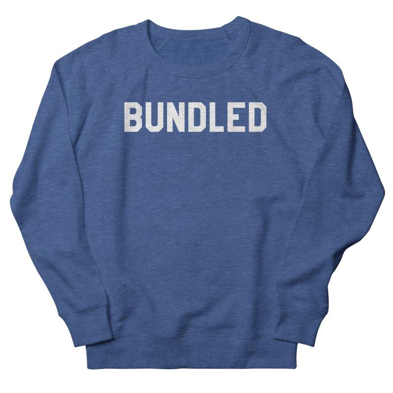 Bundled Men's Sweatshirt by The Wicked Good Gaming Shop