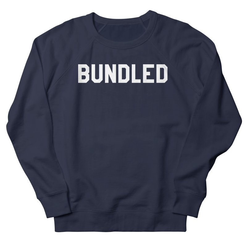 Bundled Men's Sweatshirt by The Wicked Good Gaming Shop