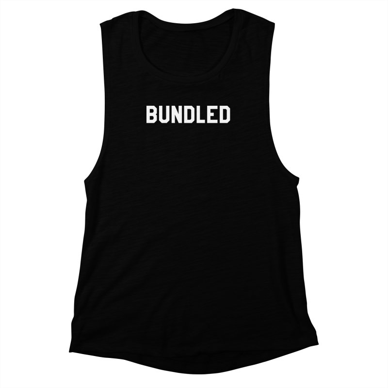 Bundled Women's Muscle Tank by The Wicked Good Gaming Shop