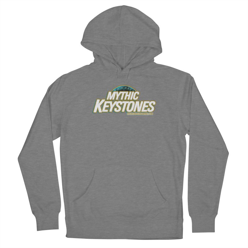 Mythic Keystones Women's Pullover Hoody by The Wicked Good Gaming Shop