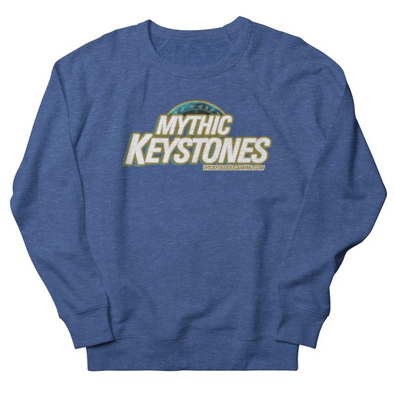 Mythic Keystones Women's Sweatshirt by The Wicked Good Gaming Shop