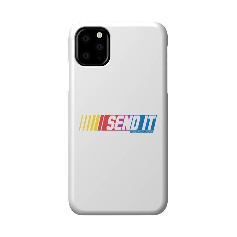 Send It Accessories Phone Case by The Wicked Good Gaming Shop