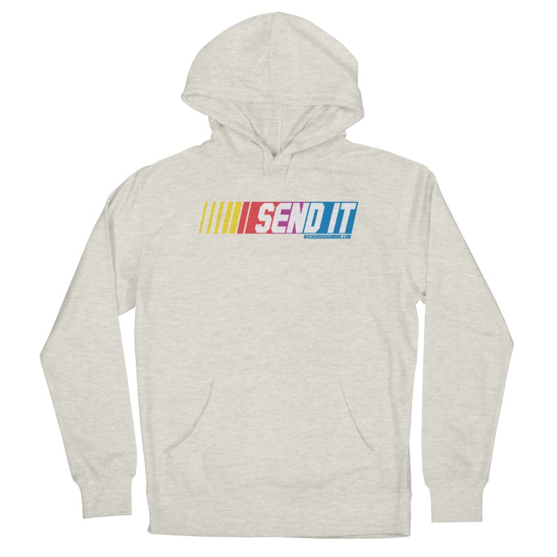 Send It Men's Pullover Hoody by The Wicked Good Gaming Shop