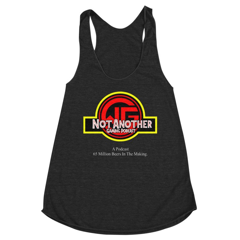 Dino DNA Women's Tank by The Wicked Good Gaming Shop