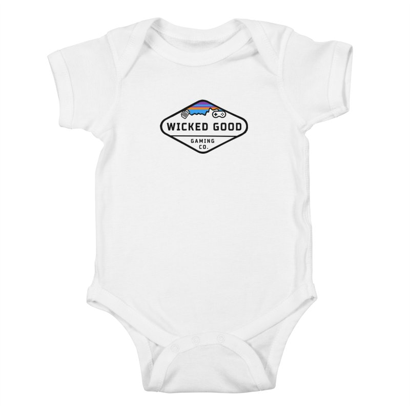 Wicked Outdoorsy Kids Baby Bodysuit by The Wicked Good Gaming Shop