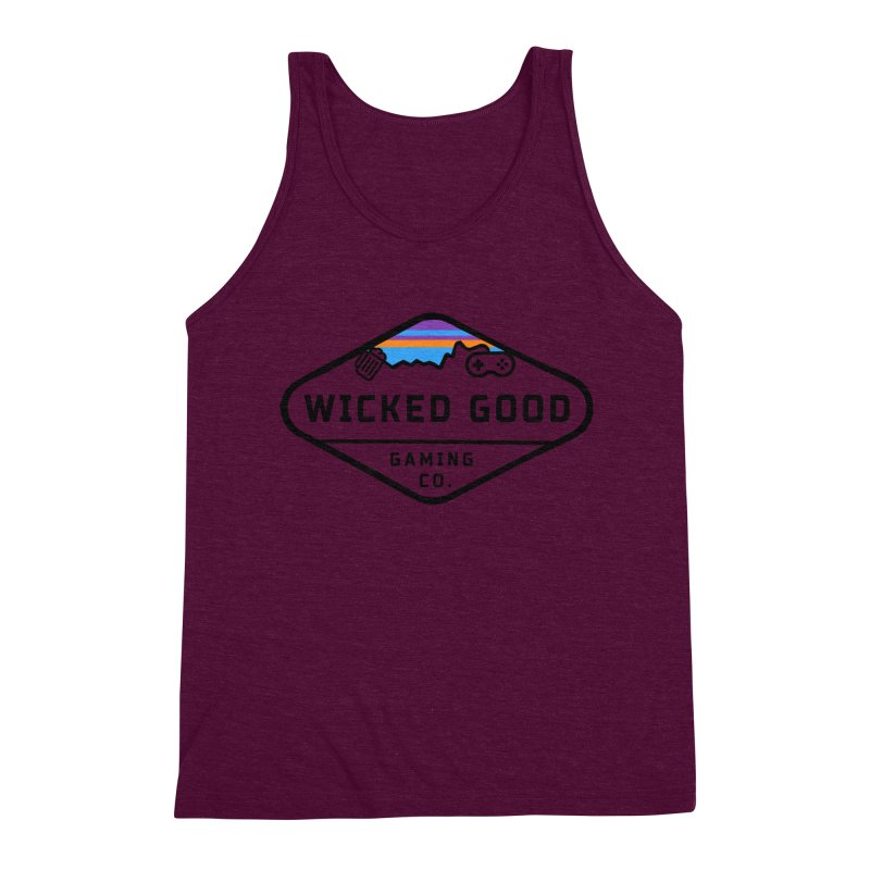 Wicked Outdoorsy Men's Tank by The Wicked Good Gaming Shop