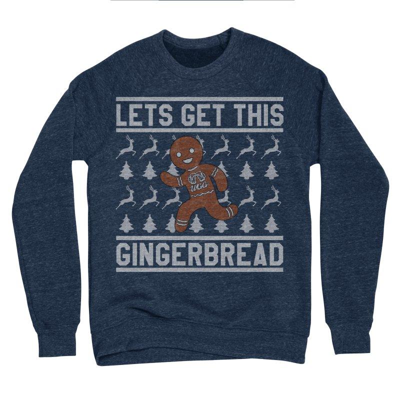 WGG Ugly Sweater 2018 Men's Sponge Fleece Sweatshirt by The Wicked Good Gaming Shop