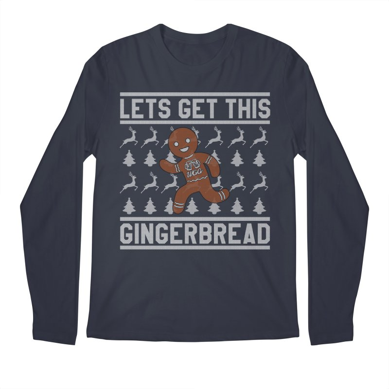 WGG Ugly Sweater 2018 Men's Longsleeve T-Shirt by The Wicked Good Gaming Shop