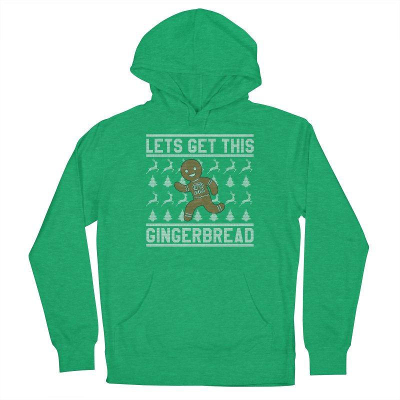 WGG Ugly Sweater 2018 Women's Pullover Hoody by The Wicked Good Gaming Shop