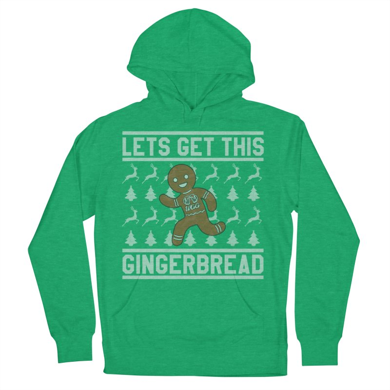 WGG Ugly Sweater 2018 Women's French Terry Pullover Hoody by The Wicked Good Gaming Shop