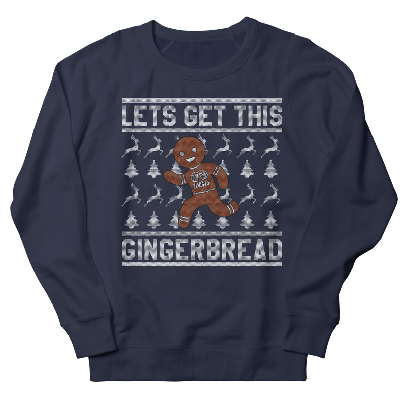 WGG Ugly Sweater 2018 Men's French Terry Sweatshirt by The Wicked Good Gaming Shop