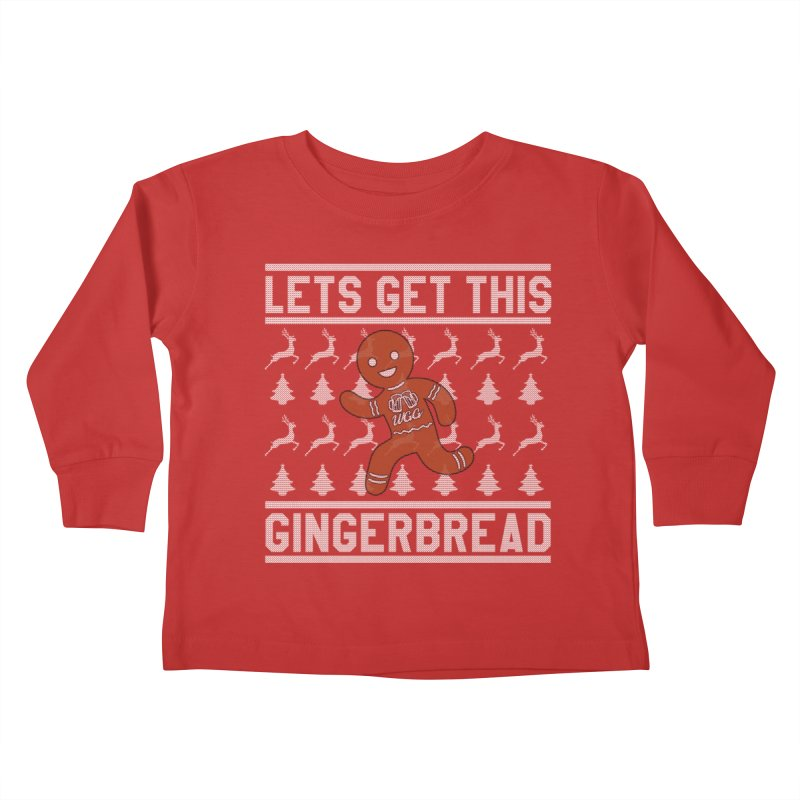 WGG Ugly Sweater 2018 Kids Toddler Longsleeve T-Shirt by The Wicked Good Gaming Shop