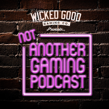 The Wicked Good Gaming Shop Logo