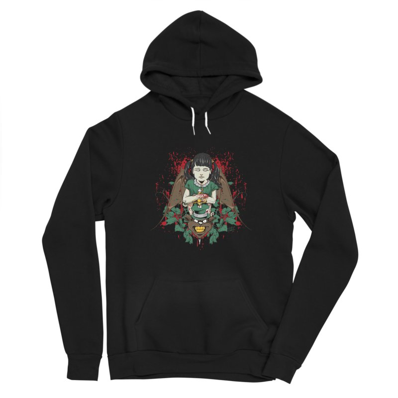Violence Of Innocence Women's Pullover Hoody by Wicked Oddities