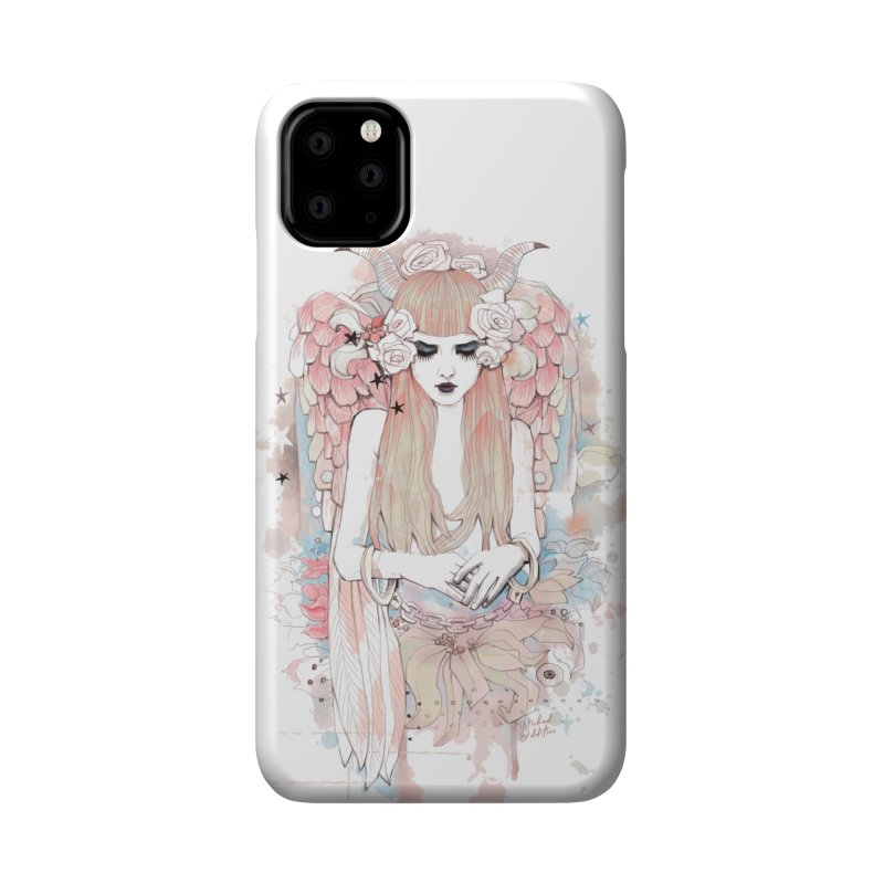 Shackled Accessories Phone Case by Wicked Oddities