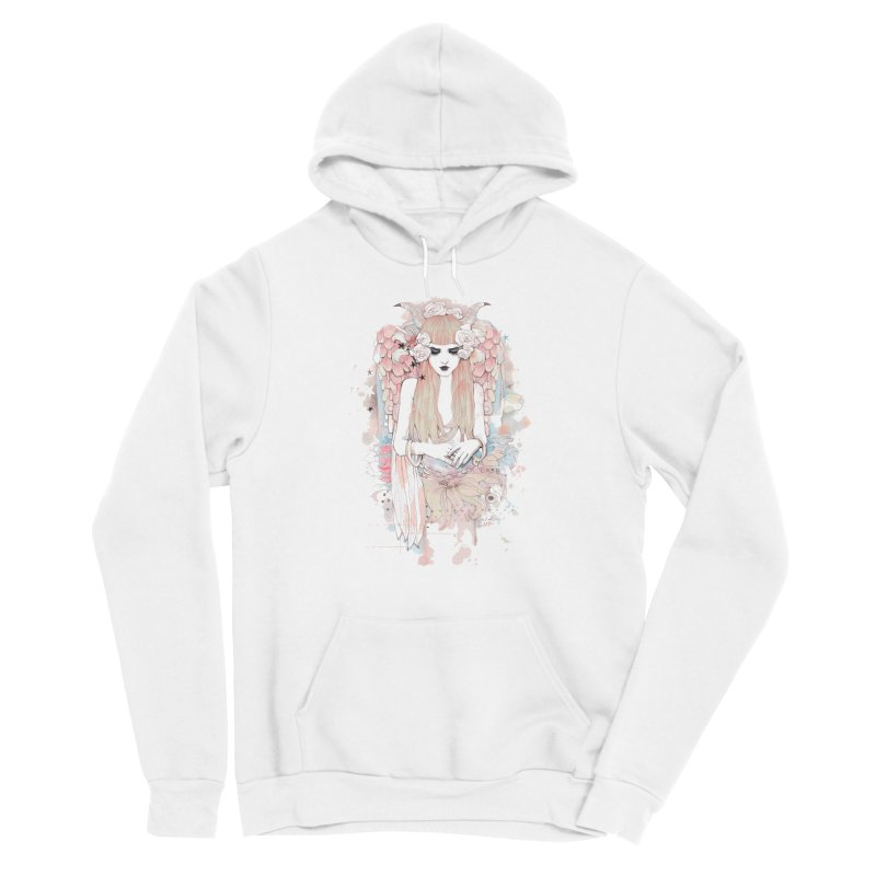 Shackled Women's Pullover Hoody by Wicked Oddities
