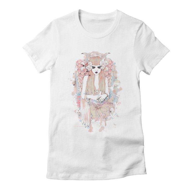 Shackled Women's T-Shirt by Wicked Oddities