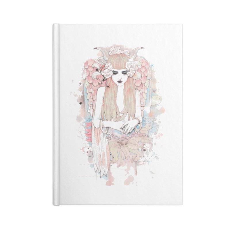 Shackled Accessories Notebook by Wicked Oddities