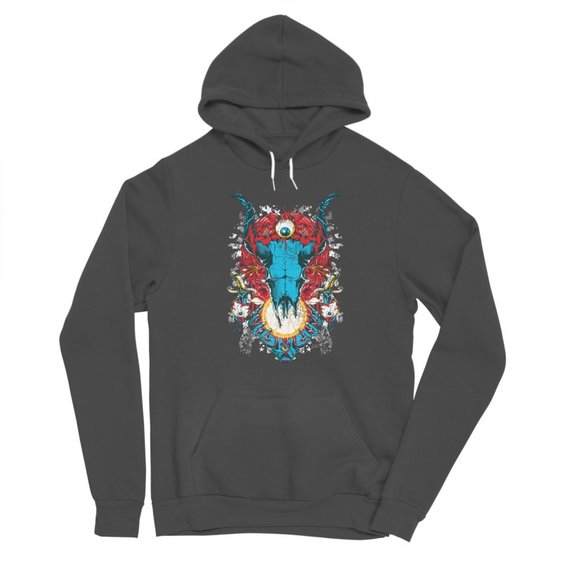 Eyes Upon You Women's Pullover Hoody by Wicked Oddities