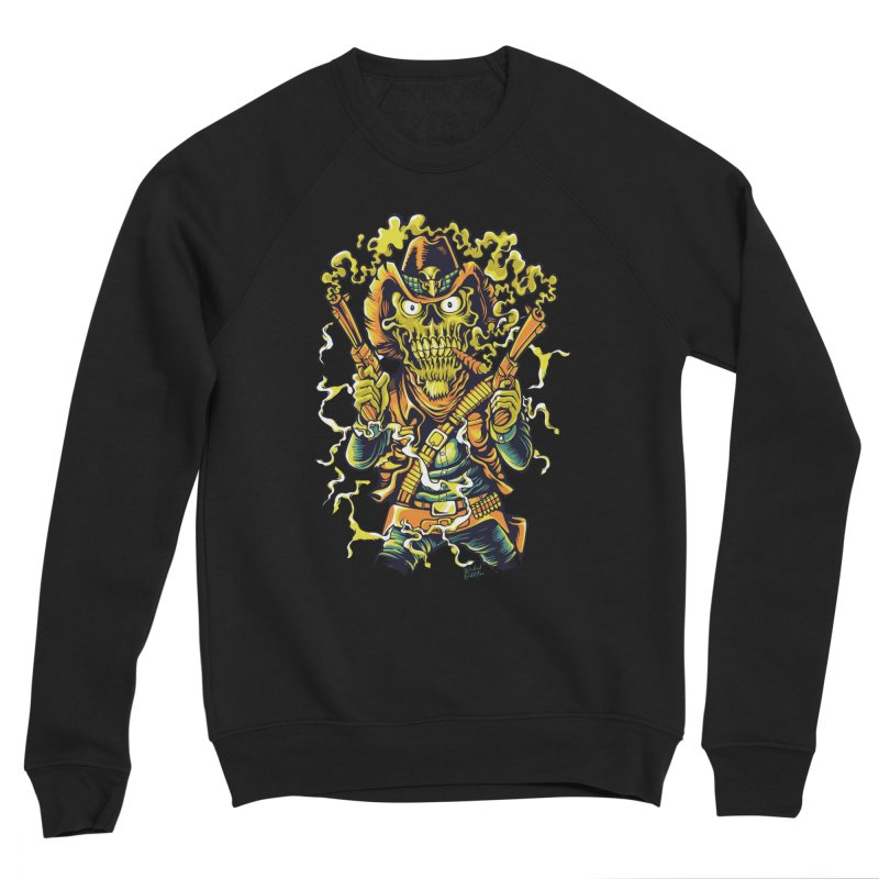 Western Horror Women's Sweatshirt by Wicked Oddities