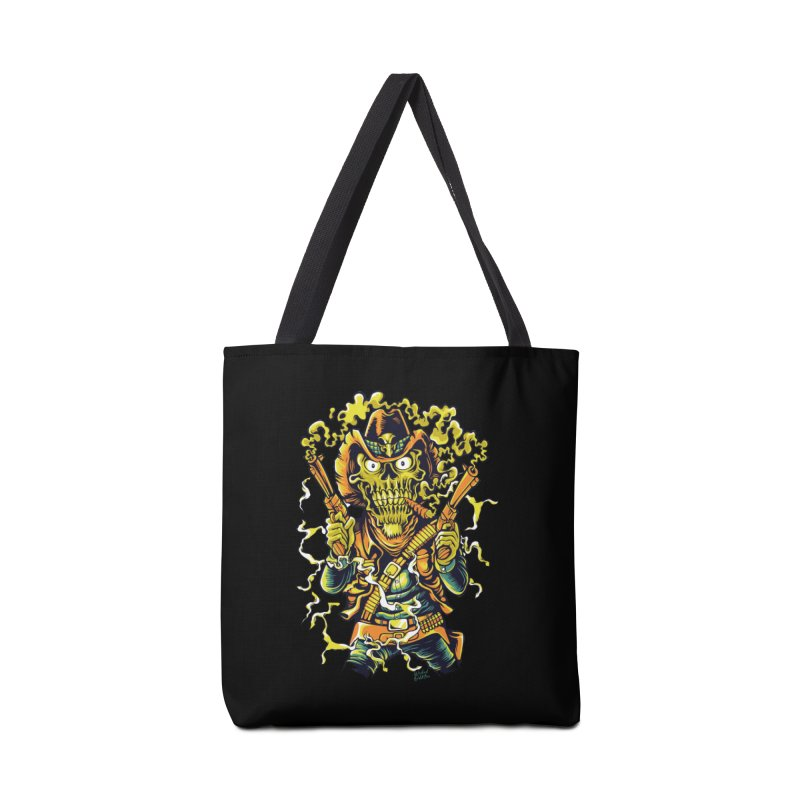 Western Horror Accessories Bag by Wicked Oddities