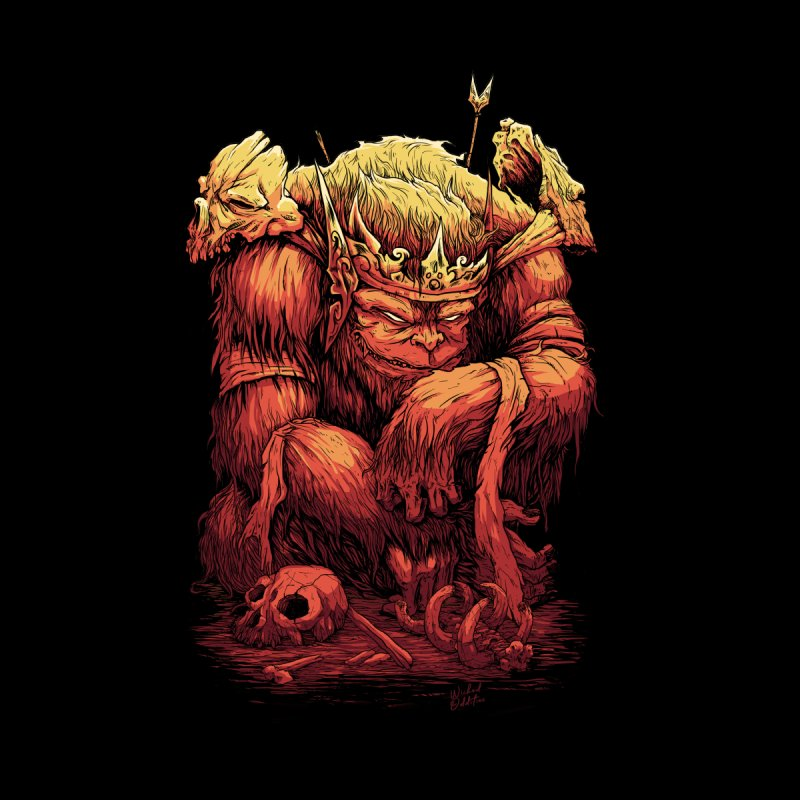 Monster King by Wicked Oddities