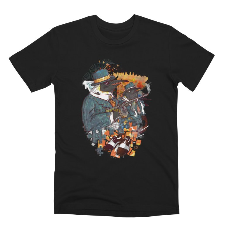 Mobsters Men's T-Shirt by Wicked Oddities