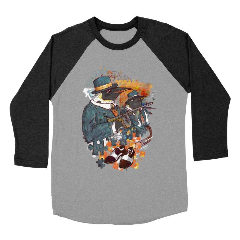 Mobsters Men's Longsleeve T-Shirt by Wicked Oddities