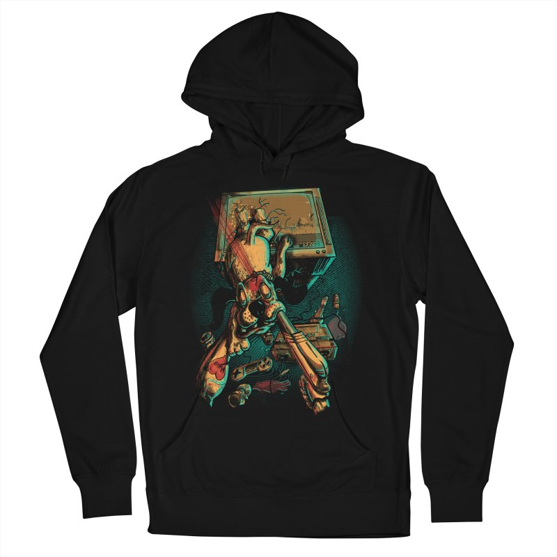 Dog Hunt Men's Pullover Hoody by Wicked Oddities