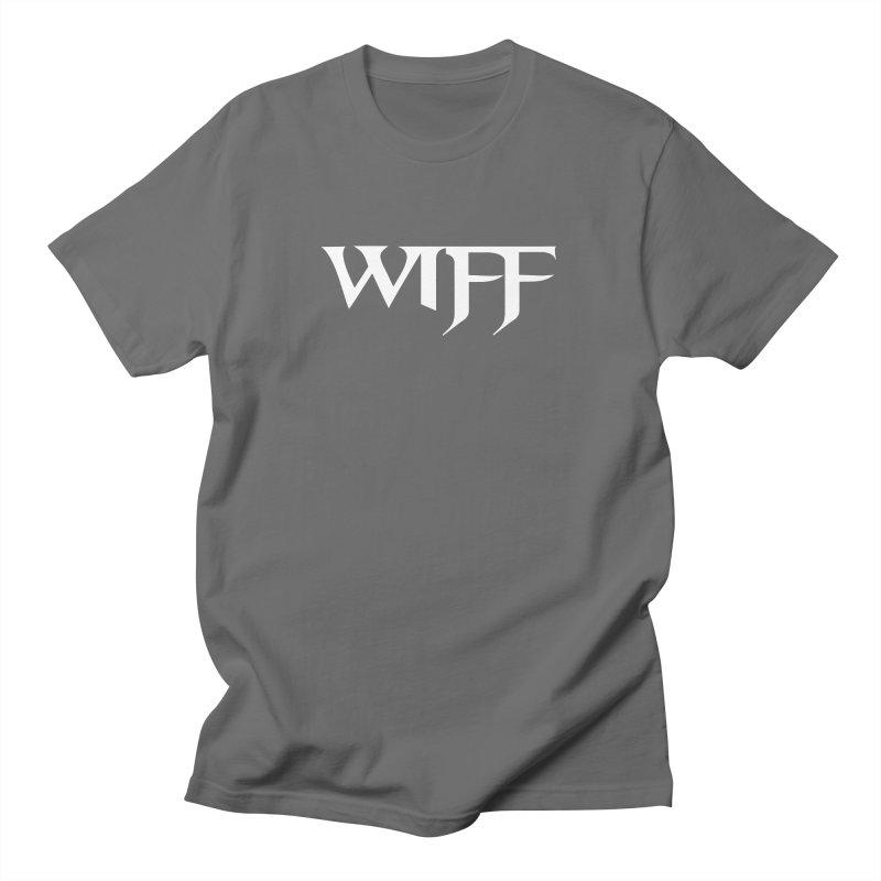 Denver Logo - White Men's T-Shirt by Wiff Merch Store