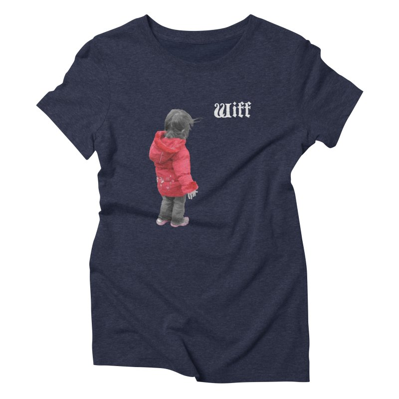 Evelyn Women's T-Shirt by Wiff Merch Store