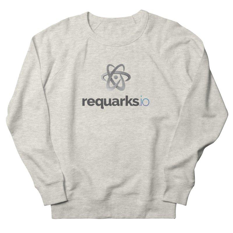 requarks.io Logo Women's Sweatshirt by Wiki.js Shop