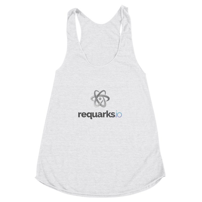 requarks.io Logo Women's Tank by Wiki.js Shop