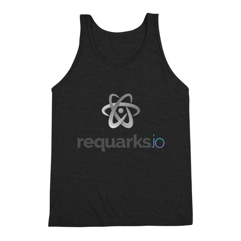 requarks.io Logo Men's Tank by Wiki.js Shop