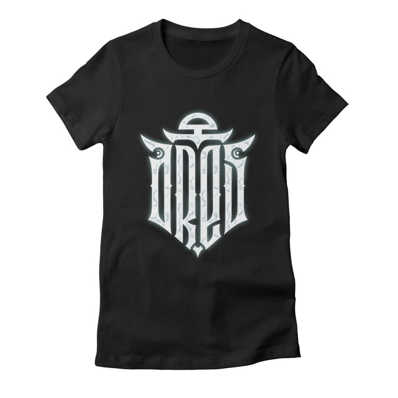 Ares Women's Fitted T-Shirt by ARES SHOP