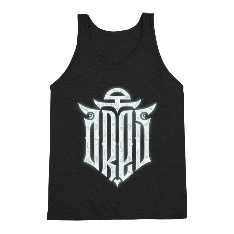 Ares Men's Triblend Tank by ARES SHOP