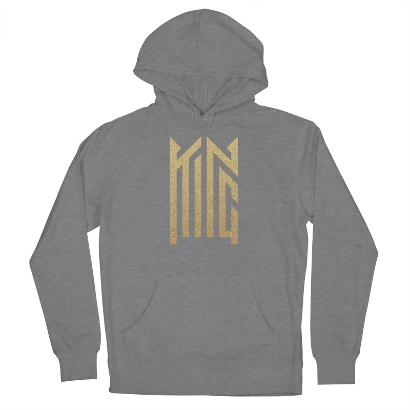 King Women's Pullover Hoody by ARES SHOP