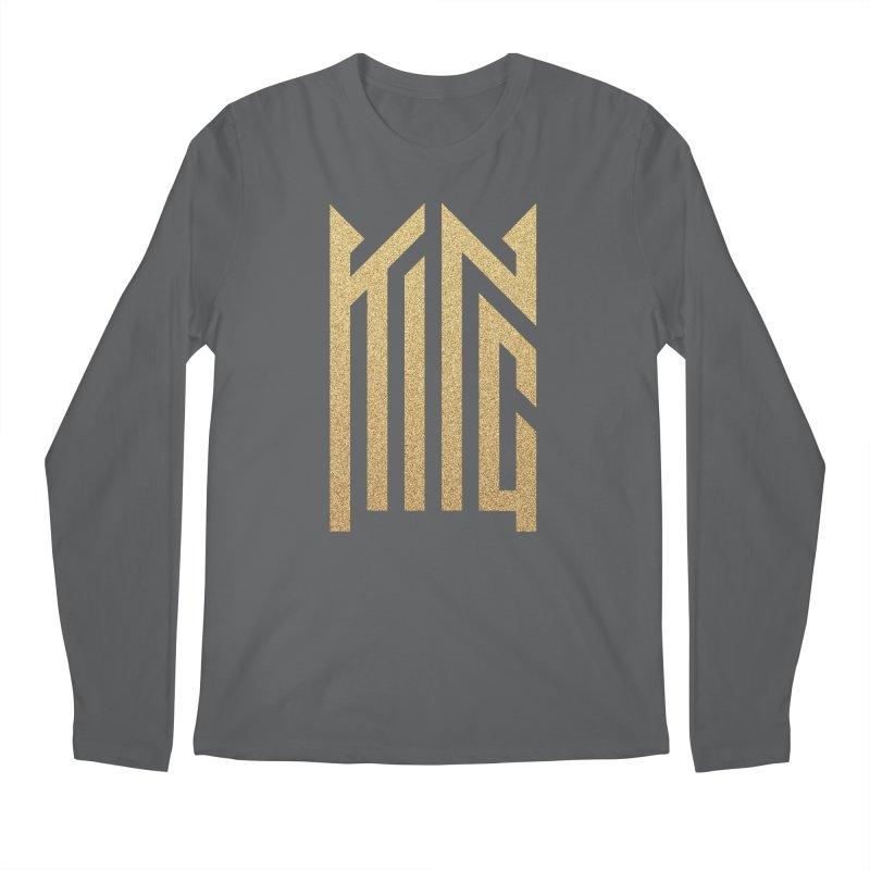 King Men's Regular Longsleeve T-Shirt by ARES SHOP