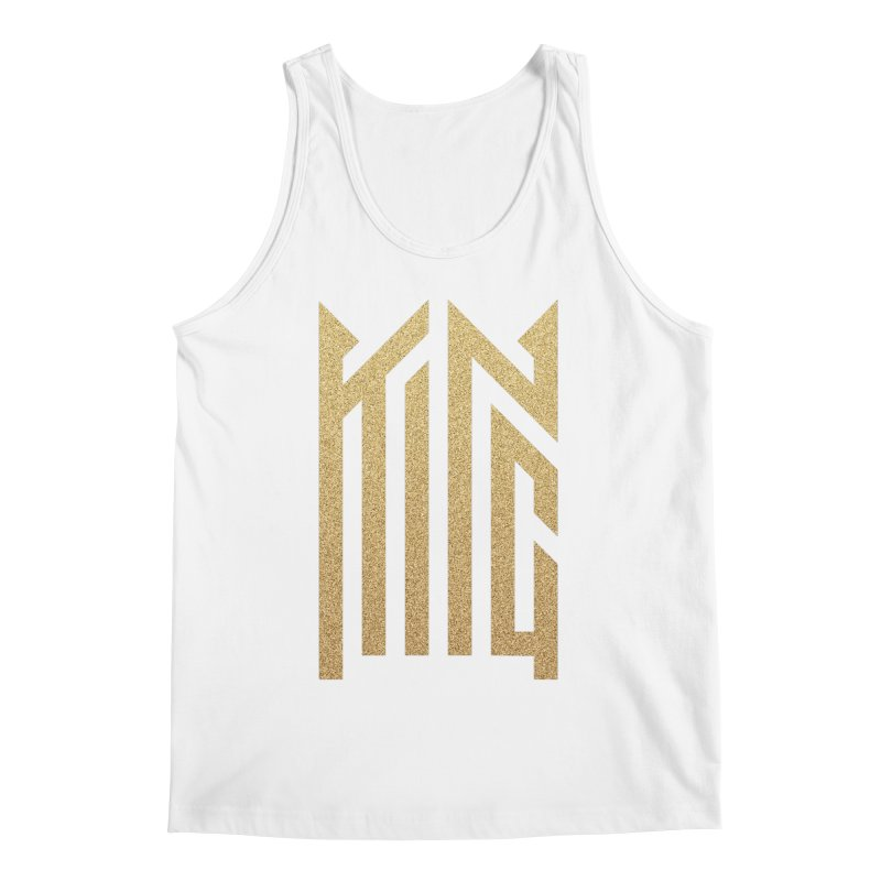 King Men's Tank by ARES SHOP