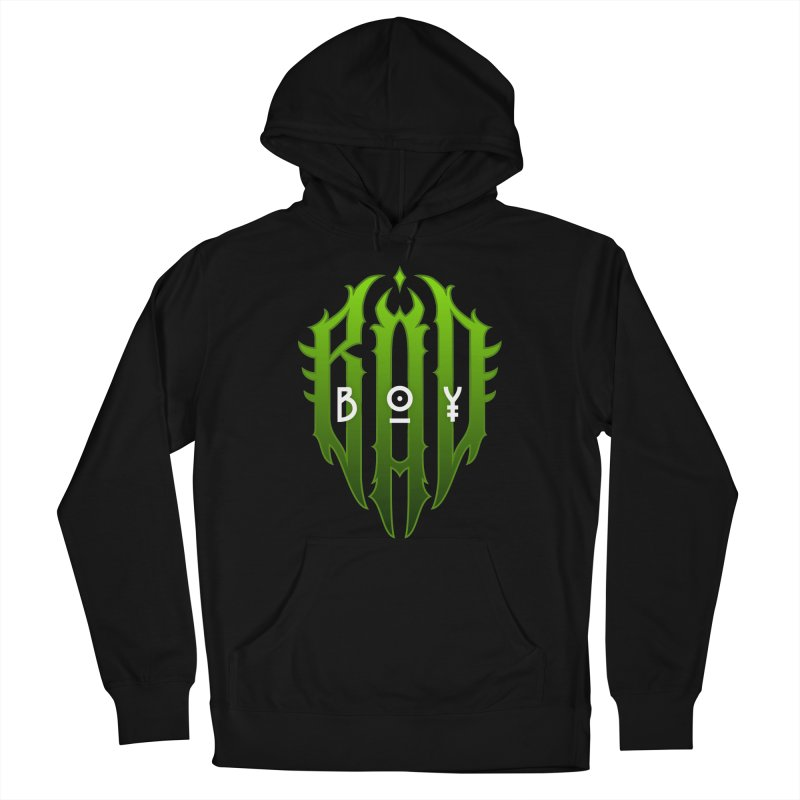 Bad boy Men's Pullover Hoody by ARES SHOP