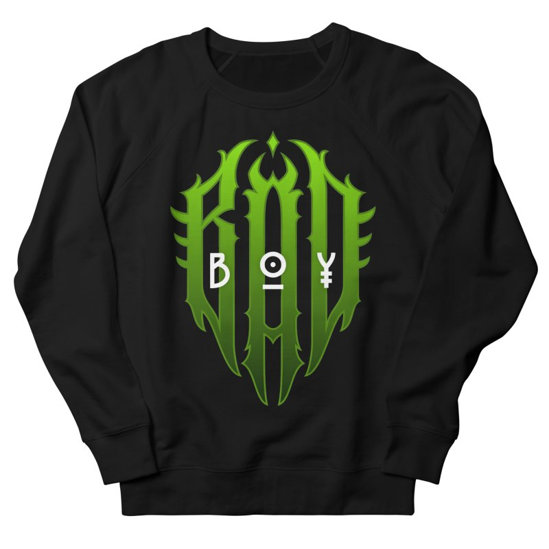 Bad boy Men's French Terry Sweatshirt by ARES SHOP