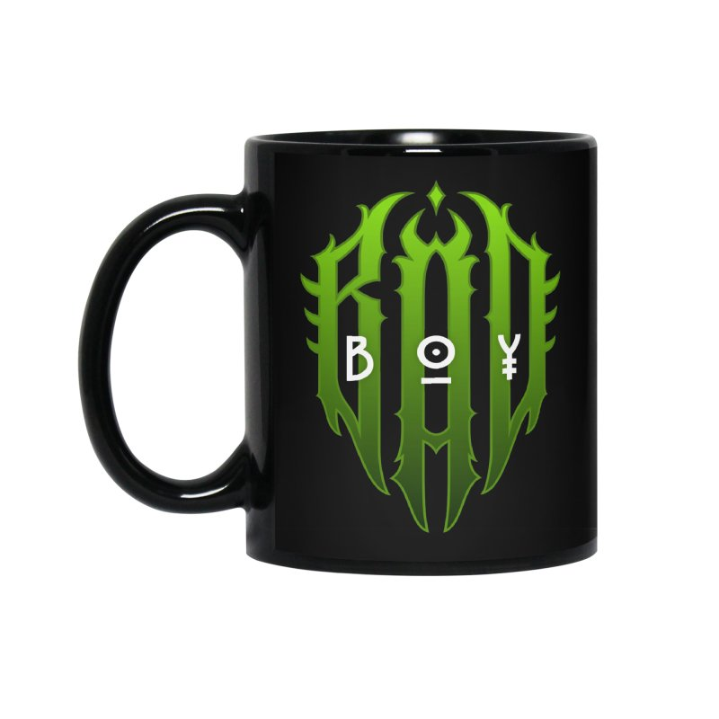 Bad boy Accessories Standard Mug by ARES SHOP