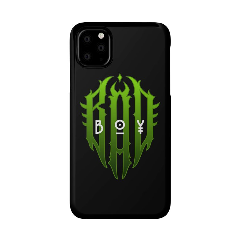 Bad boy Accessories Phone Case by ARES SHOP