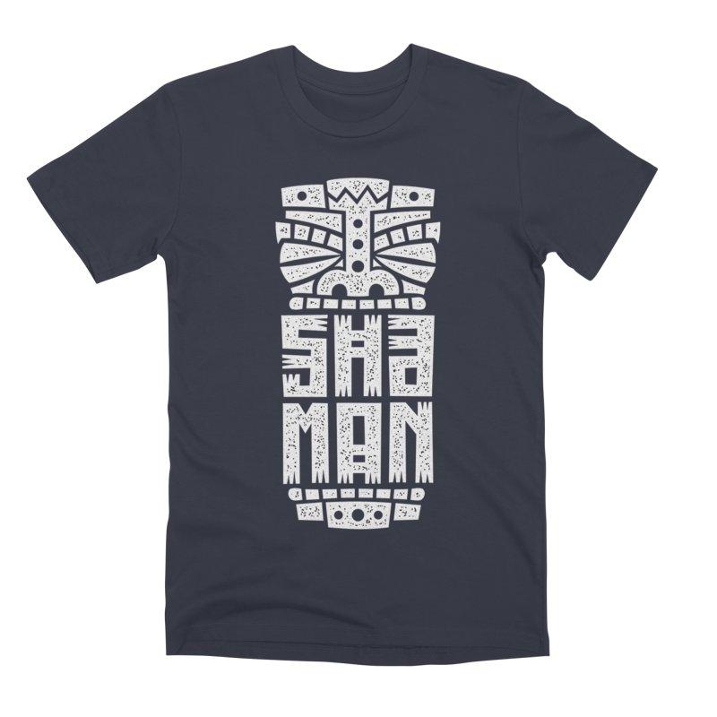 Shaman Men's Premium T-Shirt by ARES SHOP