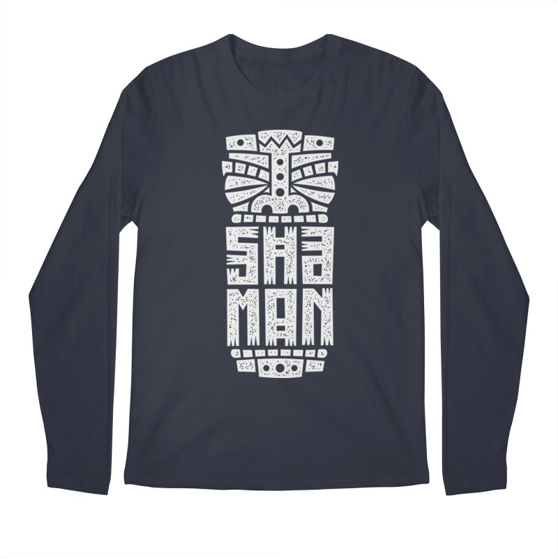 Shaman Men's Regular Longsleeve T-Shirt by ARES SHOP