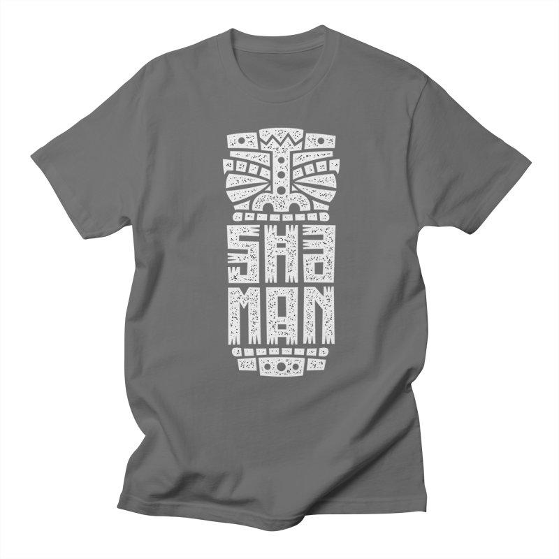 Shaman Women's Regular Unisex T-Shirt by ARES SHOP