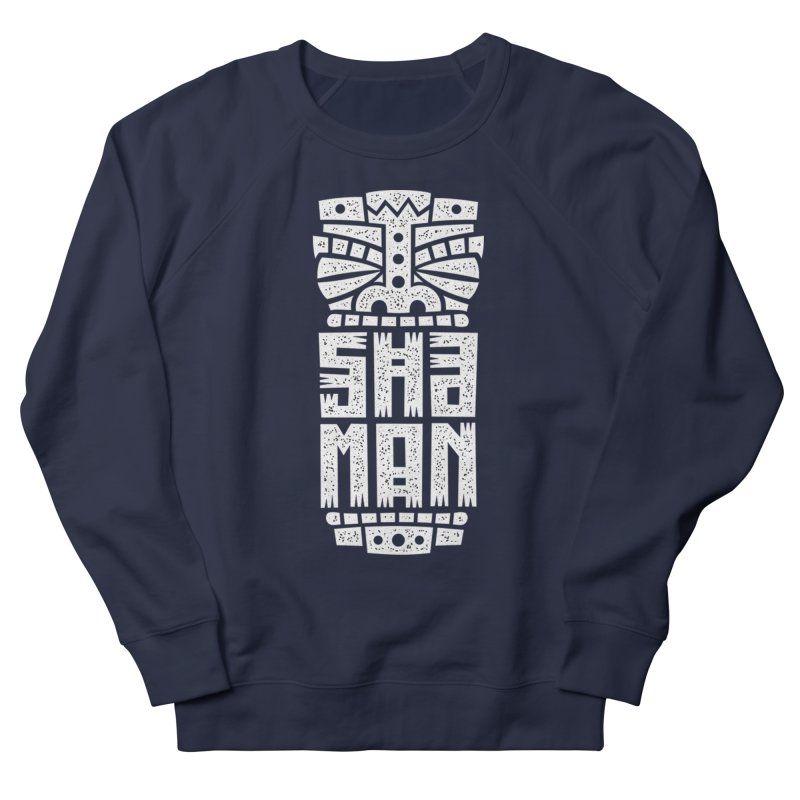 Shaman Men's French Terry Sweatshirt by ARES SHOP