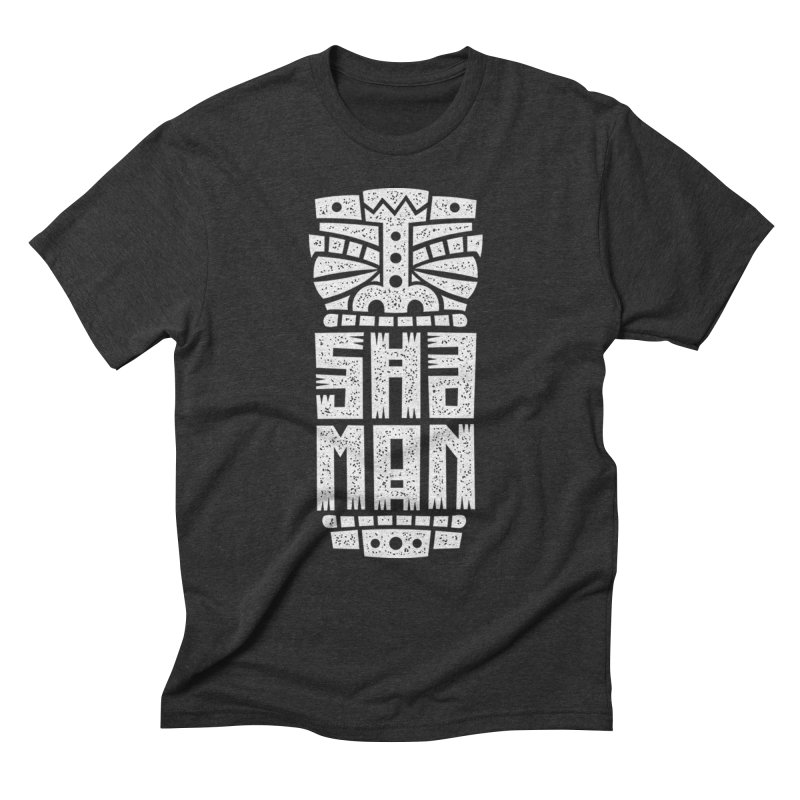 Shaman Men's T-Shirt by ARES SHOP